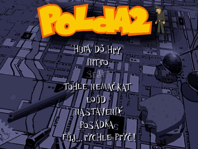 Polda 2. Druhý díl Poldy měli původně opět splodit Sleepteam Labs 15dab04aad